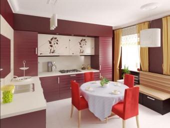 Как да оборудваме малка кухня