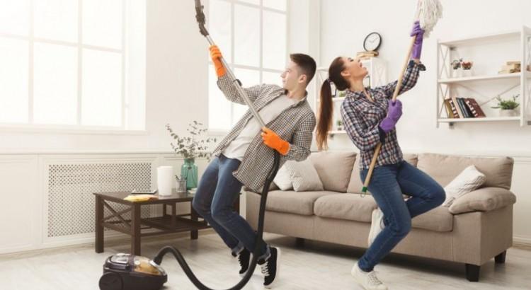 Някои насоки за бързо почистване с изхвърляне от къщата